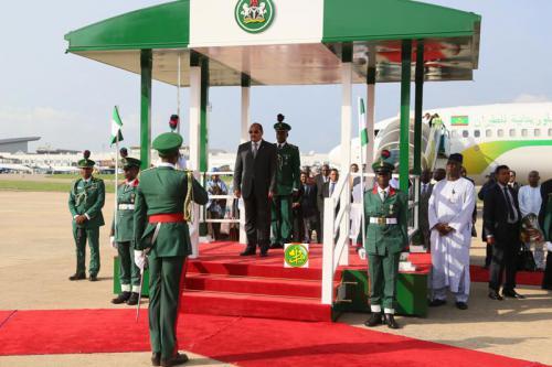 Le Président de la République à Abuja pour la journée nigériane de la démocratie