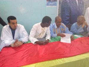 Dakhlet Nouadhibou : La coordination départementale entame la sensibilisation
