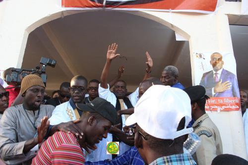 Le candidat Birama Dah Abeid : Cette année est celle du changement