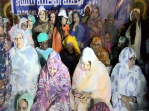 Présidentielle : Contribution financière de la femme de Ghaouzani à sa campagne