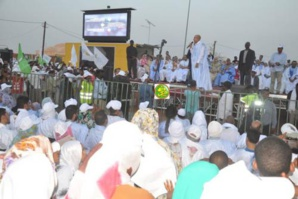 Le candidat Mohamed Cheikh Mohamed Ahmed Cheikh Ghazwani : Le programme électoral que je présente aux mauritaniens répond à leurs aspirations