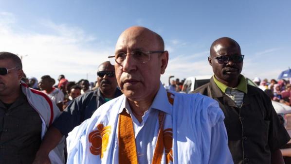 Ghazouani n'est pas le dauphin d'Aziz, dit le Porte-parole du candidat