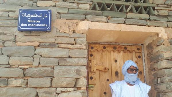 Tichitt, trésor mauritanien, attend l'afflux touristique