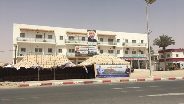 Présidentielle en Mauritanie: dernière démonstration de force des candidats