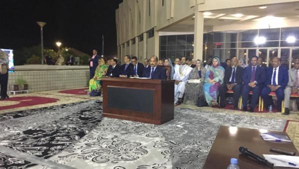 Mauritanie: le président Aziz n'exclut pas une future candidature présidentielle