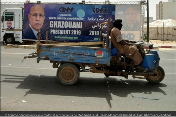 Mauritanie: le pouvoir certain de la victoire de son candidat, l'opposition croit à l'alternance