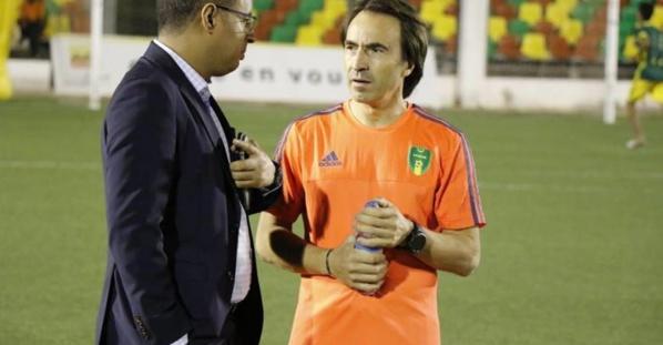 Le président de la FFRIM : « on ne s'est pas plaint de la qualité de la pelouse du terrain d'entraînement »