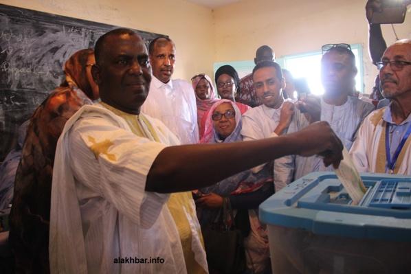 Mauritanie - Présidentielle : Nous serons avec le peuple en cas de contestation (Biram)