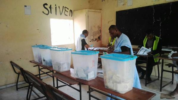 Mauritanie: Suivez le résultat de la Présidentielle