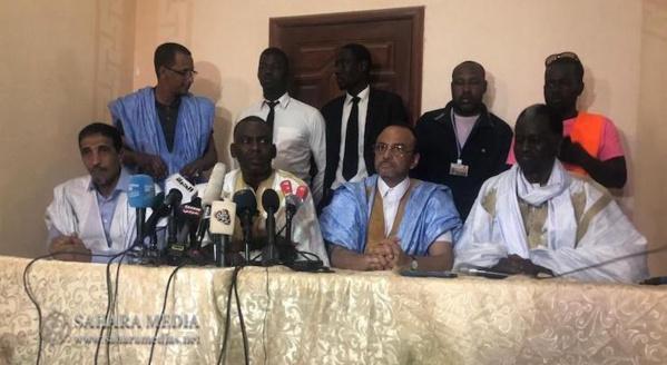 Mauritanie: des opposants dénoncent une intervention musclée de la police