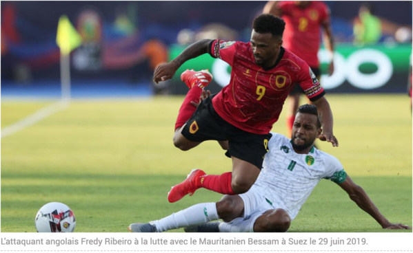 CAN 2019: Mauritanie-Angola, un match nul qui n'arrange personne