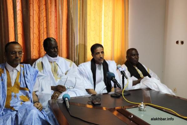Mauritanie - O. Mouloud : L'Etat veut faire de la crise électorale une menace sur l'unité nationale