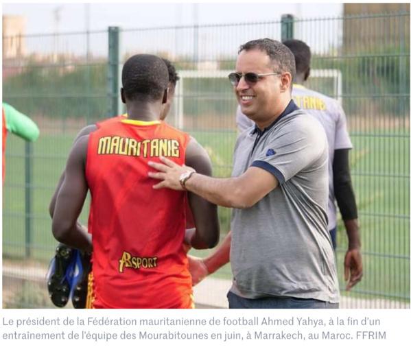 CAN 2019 : « Les Mauritaniens sont fiers de leurs joueurs »