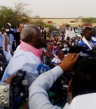 Mauritanie : Messaoud Ould Boulkheir reconduit à la tête du CESE