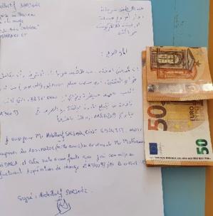 La probité des mauritaniens impressionne: il rend 900 euros remis par erreur