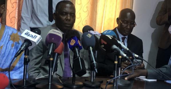 Biram accuse certains milieux de la majorité de vouloir saboter le dialogue