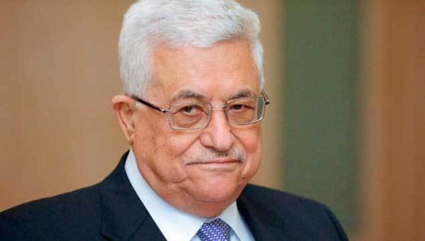 Le Président élu reçoit un message félicitations Président de l'Etat de Palestine