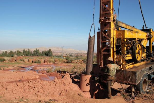Mauritanie : vers la construction de 300 nouveaux forages
