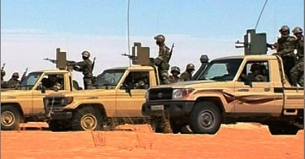 Mauritanie : six orpailleurs arrêtés dans une zone militaire interdite