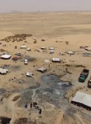 Tijirit : Un scandale écologique