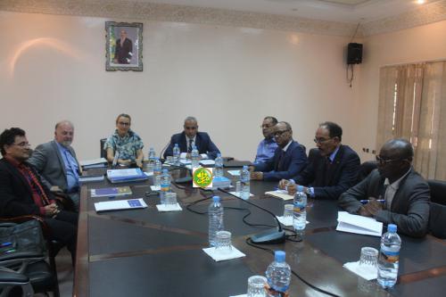 Séance de négociations entre la Mauritanie et l'UE pour un nouveau protocole de pêche