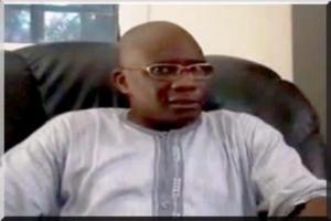 Lô Gourmo Abdoul, vice-président de l'UFP : ''Les résultats du dernier scrutin ne reflètent nullement la vérité des urnes''