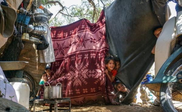 Syrie: plus de 400.000 déplacés en trois mois d'escalade dans le nord-ouest selon l'ONU