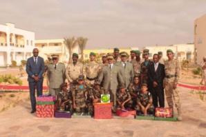 Le lycée militaire prime les lauréats de ses élèves et certains membres de son staff d'encadrement
