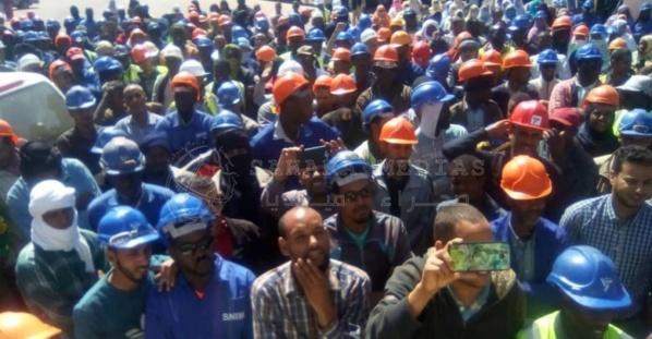 Mauritanie : augmentation de salaires pour les travailleurs de la SNIM