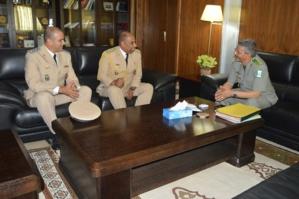 Un nouvel attaché militaire à l'ambassade du Maroc à Nouakchott