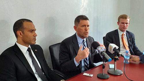 Les USA vont poursuivre le travail avec Ghazouani (Ambassadeur)