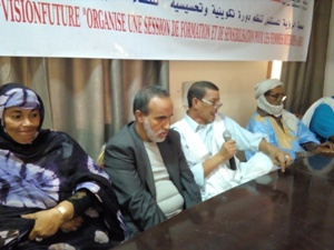 Vision Future organise une formation au profit des femmes détenues à la prison d'Arafat