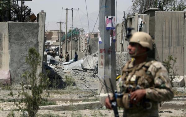 Au moins 14 morts et 145 blessés dans un attentat des talibans à Kaboul