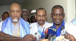 L'IRA Mauritanie siègera dans le gouvernement d'Ismaïl