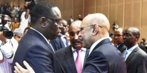 Sénégal / Mauritanie : Les présidents Sall et Ghazouani s'entretiennent au téléphone...