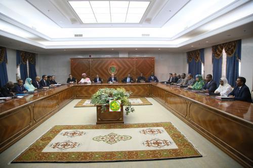 communiqué du conseil des ministres du 9 août 2019