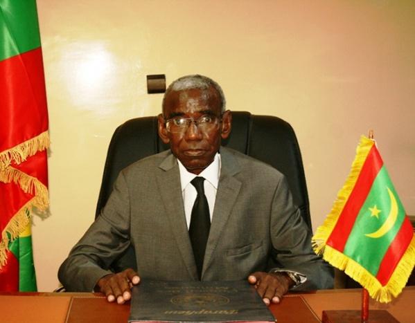 Biograhie du ministre de la fonction publique ... Camara Saloum Mohamed