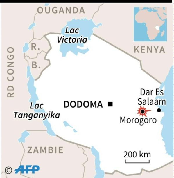Tanzanie: au moins 60 morts dans l'explosion d'un camion-citerne accidenté