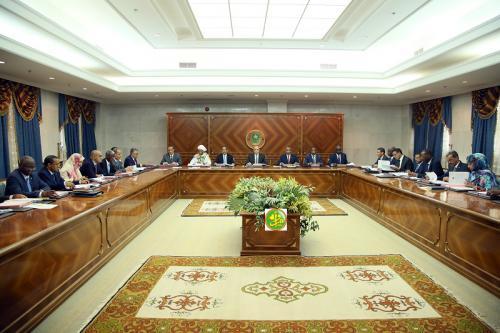 conseil des ministres du 15 août 2019