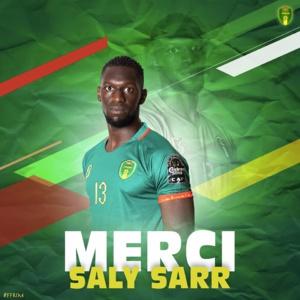 Mourabitounes : Clap de fin pour Saly Sarr