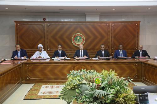 Communiqué du Conseil des ministres du 22 Août 2019