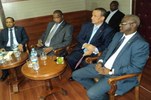 Des membres du gouvernement commentent les résultats du conseil des ministres