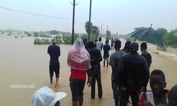 Inondations à Sélibabi : Tawassoul lance une campagne de soutien aux populations