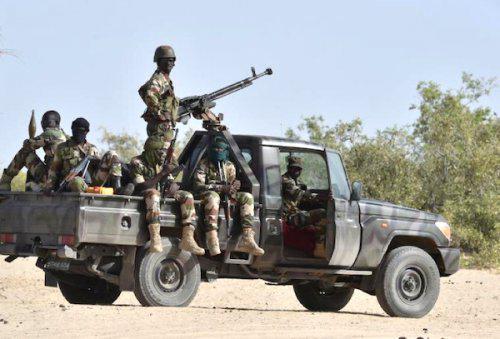 Lutte contre le terrorisme : la France et l'Allemagne souhaitent un élargissement de la Force du G5 Sahel