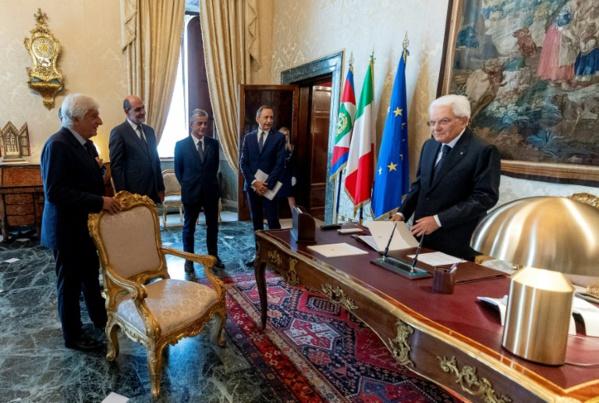 Italie: ultime marathon pour former un gouvernement