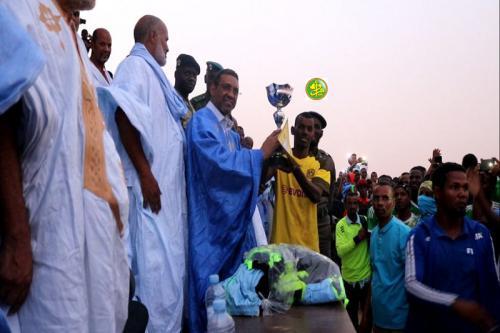 L'équipe de Rachid remporte la coupe du Wali du Tagant