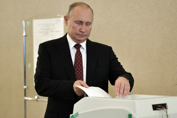 Elections en Russie : lourdes pertes pour le pouvoir à Moscou