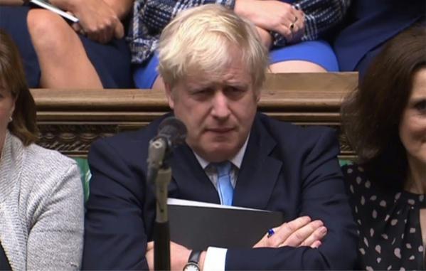 Brexit: Boris Johnson en quête d'un accord avec l'UE après des désaveux au Parlement