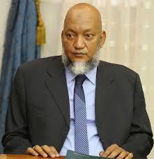 Ould Ghazwani reçoit le chef du comité de gestion de l'UPR