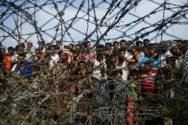 65.000 déplacés dans les Etats birmans de Rakhine et de Chin depuis janvier selon l'ONU